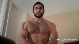 Thickc Cock On Young Muscle Stud Anthony