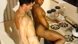 Glory Holes 2 White Men Black Cocks - Scene 6