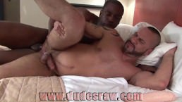 Marco Cruise Duldoed Fucked Bareback