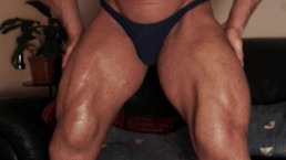 Huge, Thick, Manly Thighs Jockmenlive.com