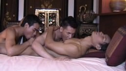 Hot Asian Massage