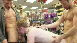 Publicly Fucked In A Porn Shop