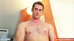 A Real Straight French Guy Get Wanked In Spite Of Him By A Gay Guy!