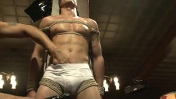 Tied Up Twink