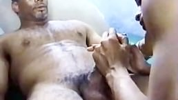 Black Older Dad Daddy Fucks Black Boy Son Creamy Face