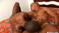 Muscled Bay Dude Fuck By Black Cock