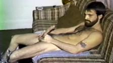 Nude Boxing   Solo - Old Reliable: Hairy Guys