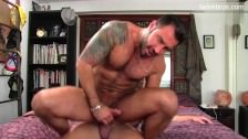 Young Stepfather Teaching Sex