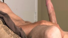 Half Latin Tattoed Stud Jacks His Dick