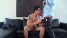 His First Cock Experiment
