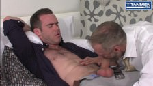 Dallas Steele And Matthew Bosch Cum