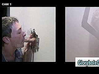 Real Straight Guy Gets Blowjob From Gay Dude In Reality Gloryhole