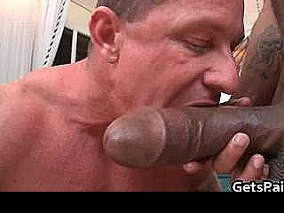 Tattooed Hot Man Gets His Tiny Stinker Banged