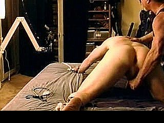 Cbt Virgin. I Pound Hunks Balls With My Fist And As I Talk Him Through 1st Session.
