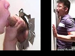 Straight Asian Gets Bj By Gay