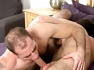Gay Amateur Daddy Blowjob Cum In Mouth He Moves Around And Is Now On