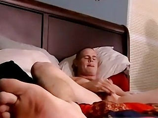 Uncle Dennis Getting A Blowjob By Twinks