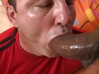 Young Stud Is Arousing Stud With Knob Engulfing
