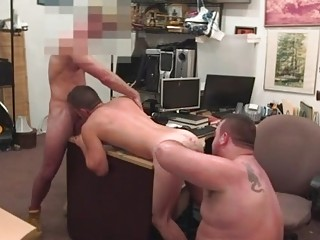 Handicap Gay Sex Movieture That Is When Sean Commences To Smooch His