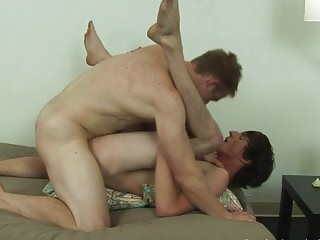 Dirty Anal Fucking With Hot Cumswapping