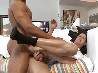 Randy Dark Haired Gay Hunks Licking Cocks To Each Other