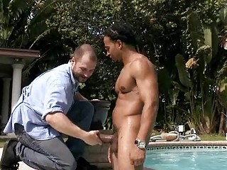 Gay Video Big Daddy David Chase Goes Back To His Car, Peed Off, And