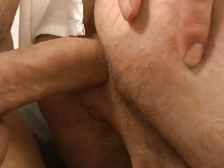 Trying To Deepthroat Black Monstercock