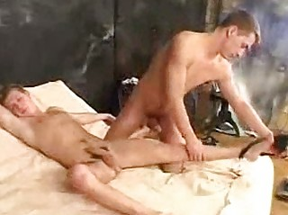 Hot Gay Hunks Having Wild Sex In The Kitchen