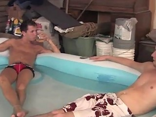 Hot Gay Sex Jacobey London`s Beloved Short-shorts Land Him In