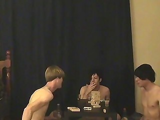 Hot Twink Scene When Mike Manchester Catches His Student Rummaging