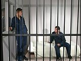 Gay Dudes In Jail Cell Fucking Ass
