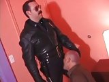 Leather Cop In My Ass