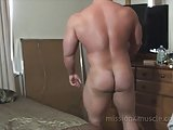 Frank Defeo Hairy Big Muscle God