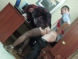 Cd Fucks Her Boss In The Office