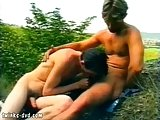 Gay Boys Having A Dirty Sex Picnic