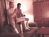 Hot Beefy Hunks Playing In White Otc Socks