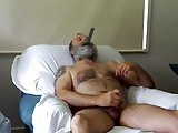Hairy Cigar Smoking Gay Daddy