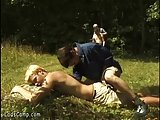 Two Twinky Gardeners Fucking With Horny Strangers