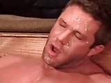 Stud Power Bottom Gang Banged By Big Dicked Men