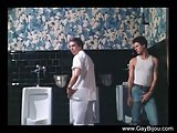 Classic Bareback Seventies Porn Men 039;s Bathroom