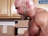 Monster Dicked Muscle Daddies Fuck