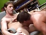 Old Daddy Fucking In The Office
