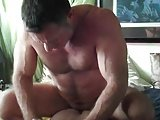 Hairy And Hung Daddy Takes What He Wants