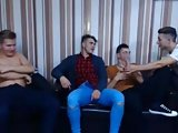 Handsome Romanian Guys Cum On Cam