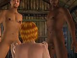 3d Gay Sex Animation : Who 039;s The Boss? (french Version)