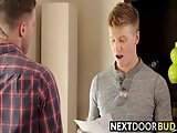 Bridger Watts Bends Alex Over And Pounds Him From Behind