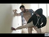 Jessy Ares Whips His Cock Out For Will Braun To Feast Upon