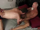 Three Guys Getting Fucked Really Hard