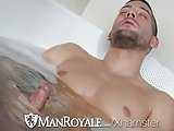 Manroyale - Not Big Daddy Billy Santoro Fucks Hot Kyle Kash