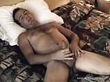 Amateur Tyler Stroking His Hard Cock